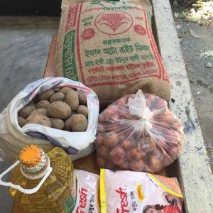 Förderung Balua Kandi