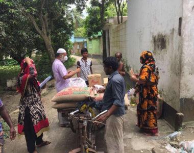 Spenden Corona Bangladesch
